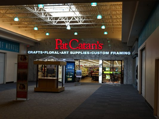 photo regarding Pat Catans Coupon Printable identify Pat Catans Craft Middle 2121 N Monroe St Monroe, MI Artist
