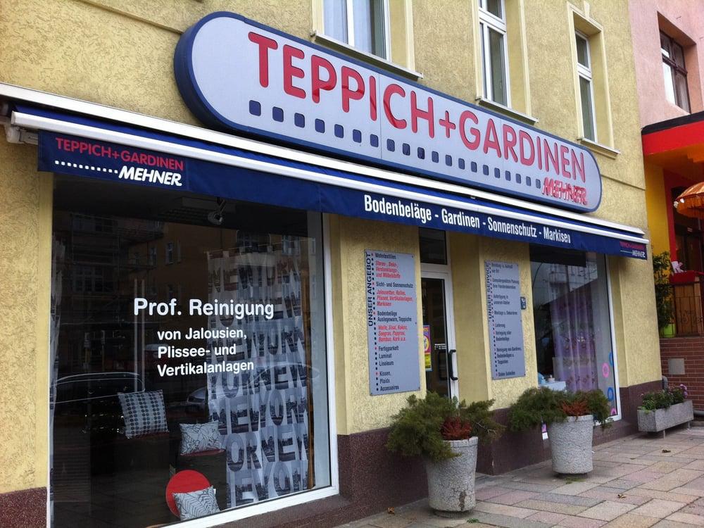 teppische und gardinen mehner carpeting treskowallee 104 lichtenberg berlin germany yelp. Black Bedroom Furniture Sets. Home Design Ideas