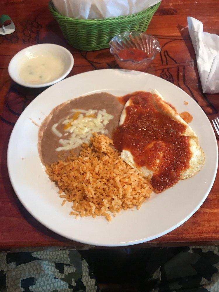 Gonzalez Mexican Restaurant: 116 N Main St, Coalgate, OK