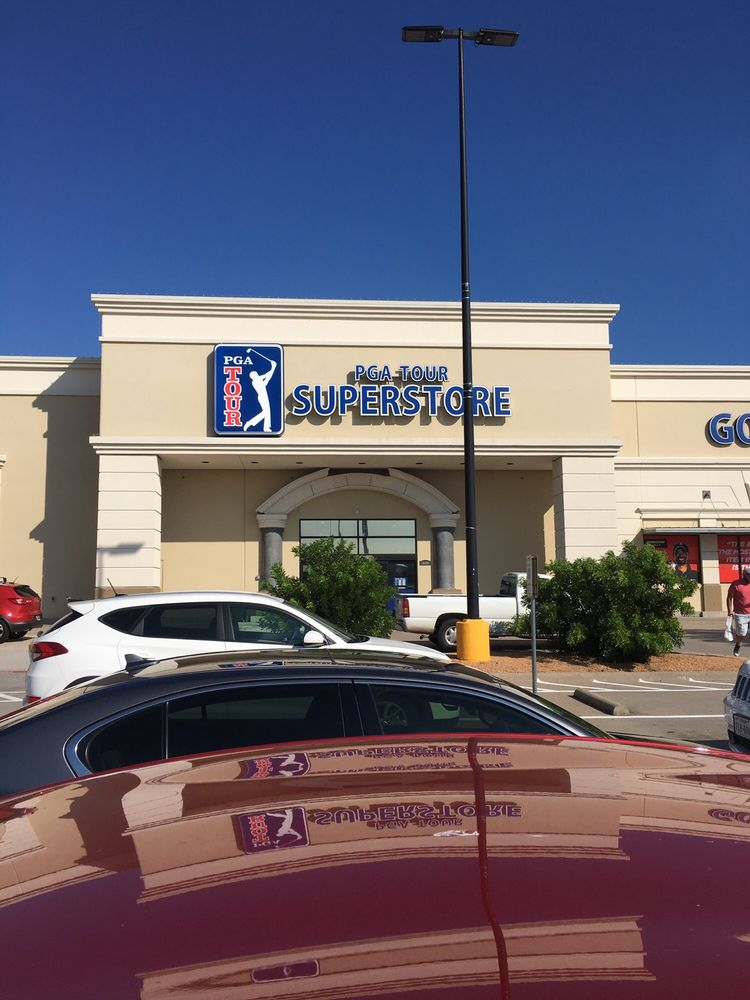 PGA Tour Superstore at 95 Beechwood Pl, Plano, TX store location, business hours, driving direction, map, phone number and other services/5(41).