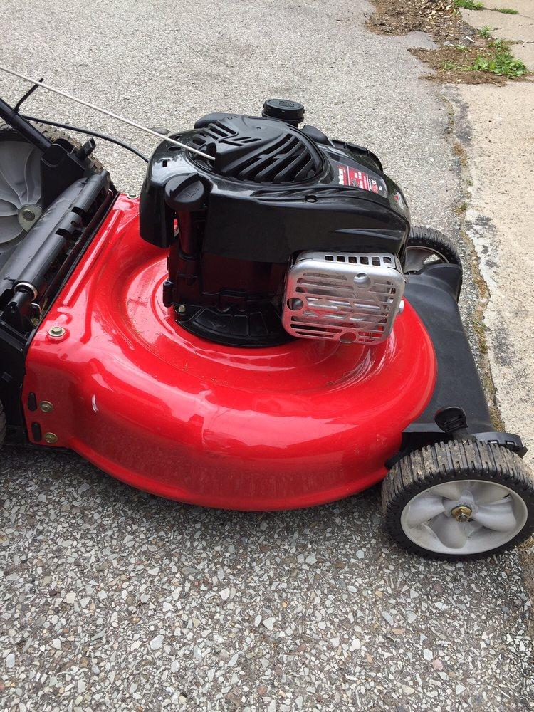 JJ-Lawn Mower Repair