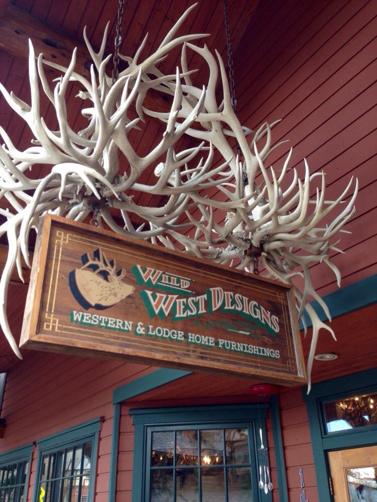 Wild west designs interior design 140 w broadway for Wild design