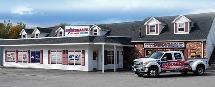 Marshall's Autobody Experts: 128 Pond St, Billerica, MA