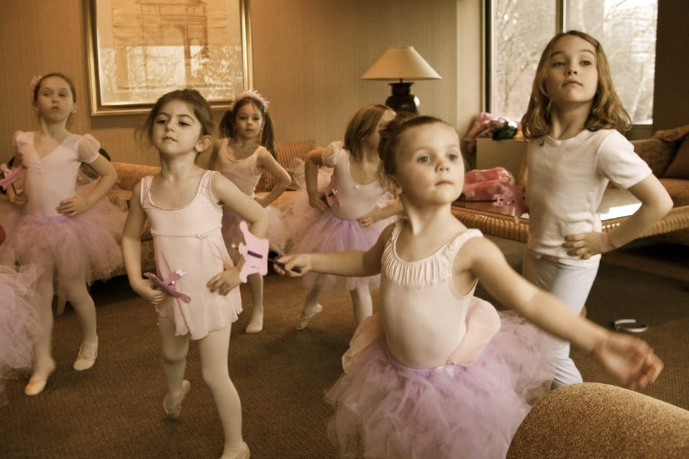 Ballet Birthdays with Twinkle Party