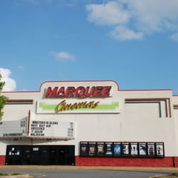 marquee movie theater