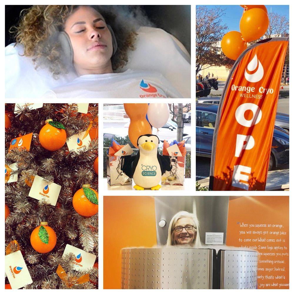 Orange Cryo Wellness - Avalon: 3101 Dune Dr, Avalon, NJ