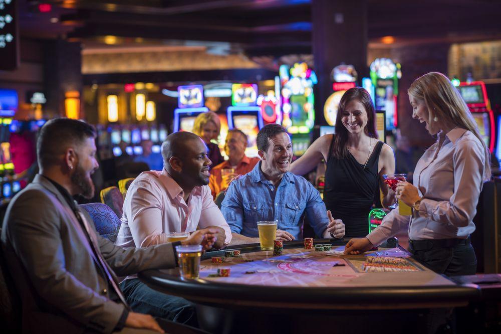 Downstream Casino: 69300 E Nee Rd, Quapaw, OK
