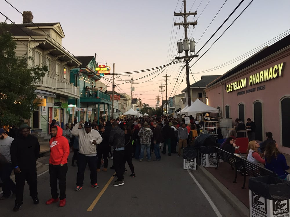 Annual Oak Street Po-Boy Festival