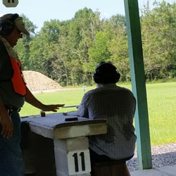 Honey island shooting range poligoni di tiro pearl for Honey island shooting range