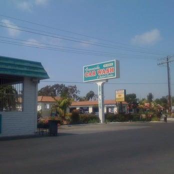 Car Wash Mission Ave Oceanside Ca