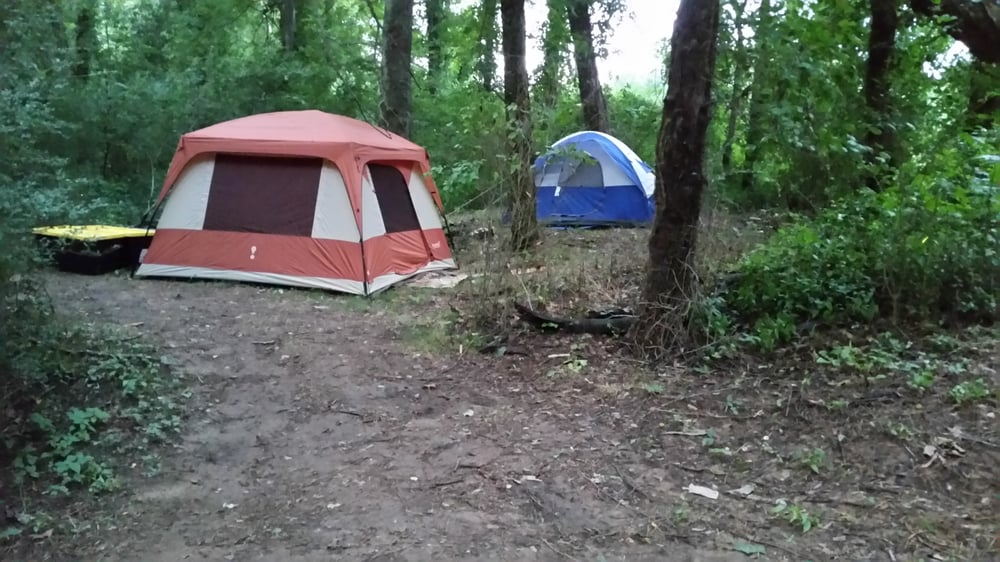 Bone's Canoe & Campground: 16520 Bakerville Rd, Hurricane Mills, TN