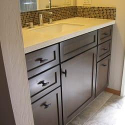 T B Cabinets Fixtures Home Garden Stone Ave - Bathroom vanities san jose ca