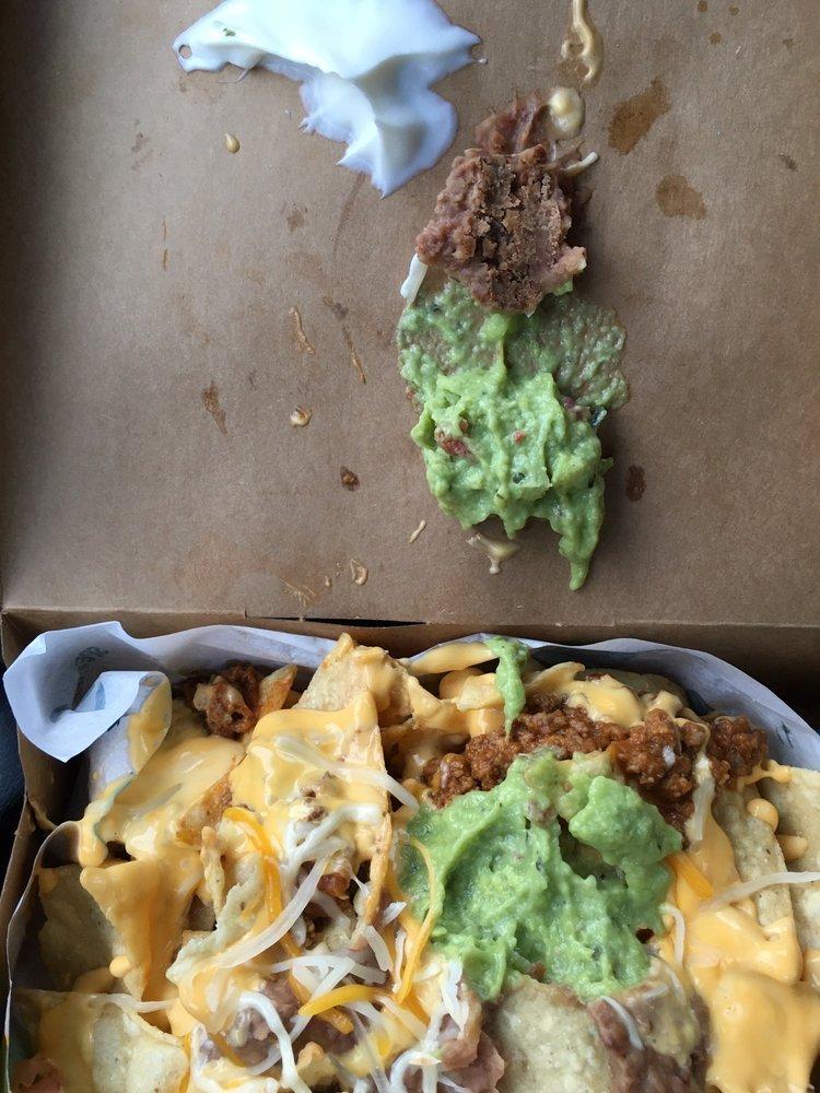 Taco Bell: 3603 Estes Parkway, Longview, TX