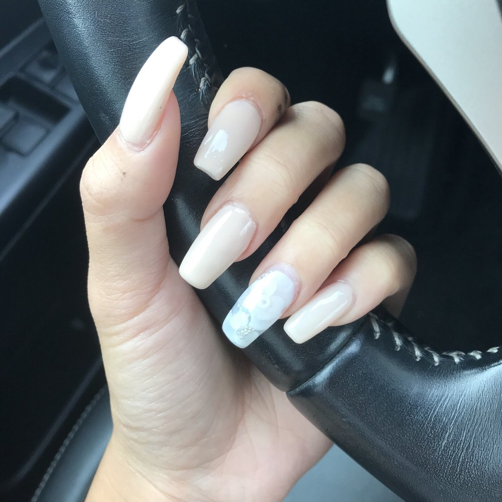 Photos for Blue Diamond Nails - Yelp
