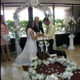 Photo Of Little White Wedding Chapel Kissimmee Fl United States
