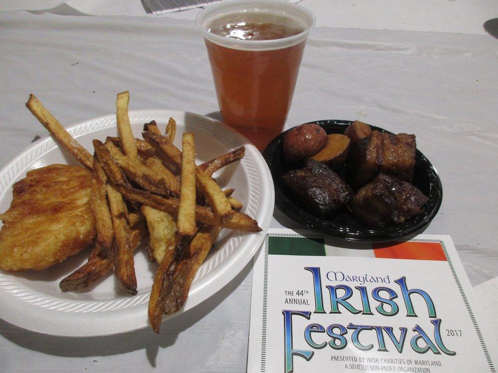 Yelp Virtual Booth: Maryland Irish Festival: 2200 York Rd, Lutherville-Timonium, MD