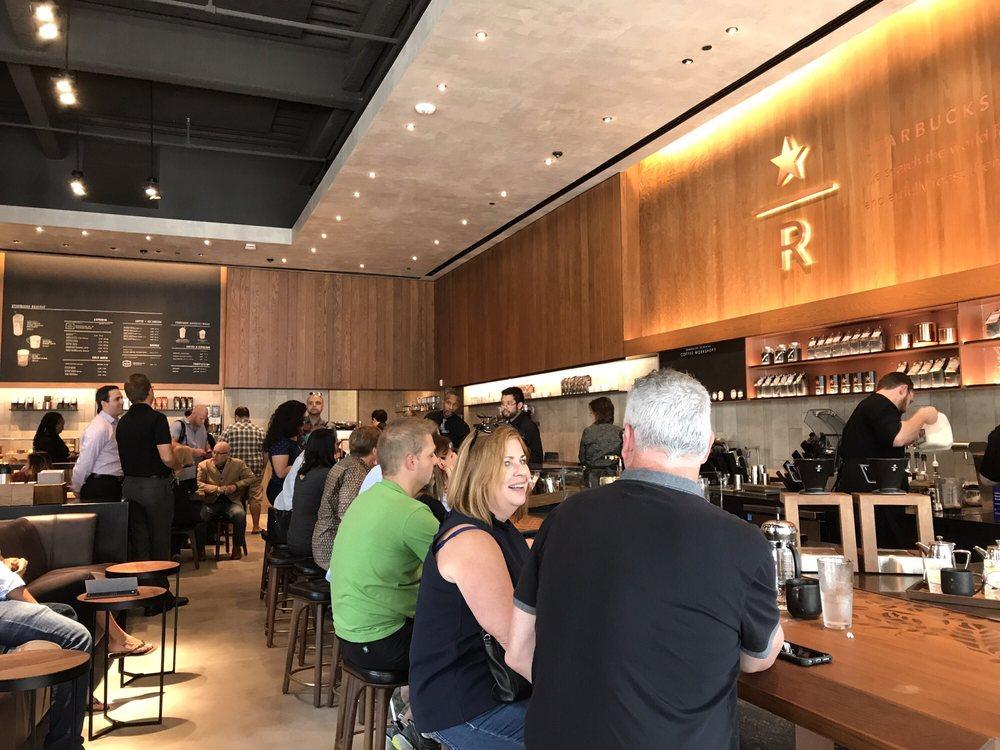 Starbucks Reserve: 7600 Windrose Ave Ste G140, Plano, TX