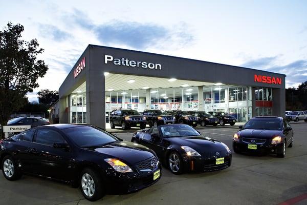 Patterson Nissan Of Longview 3114 N Eastman Road Longview, TX Auto Rental    MapQuest