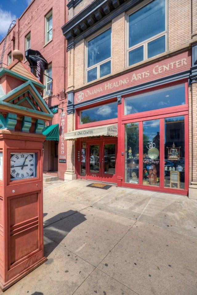 Downtown Omaha Massage