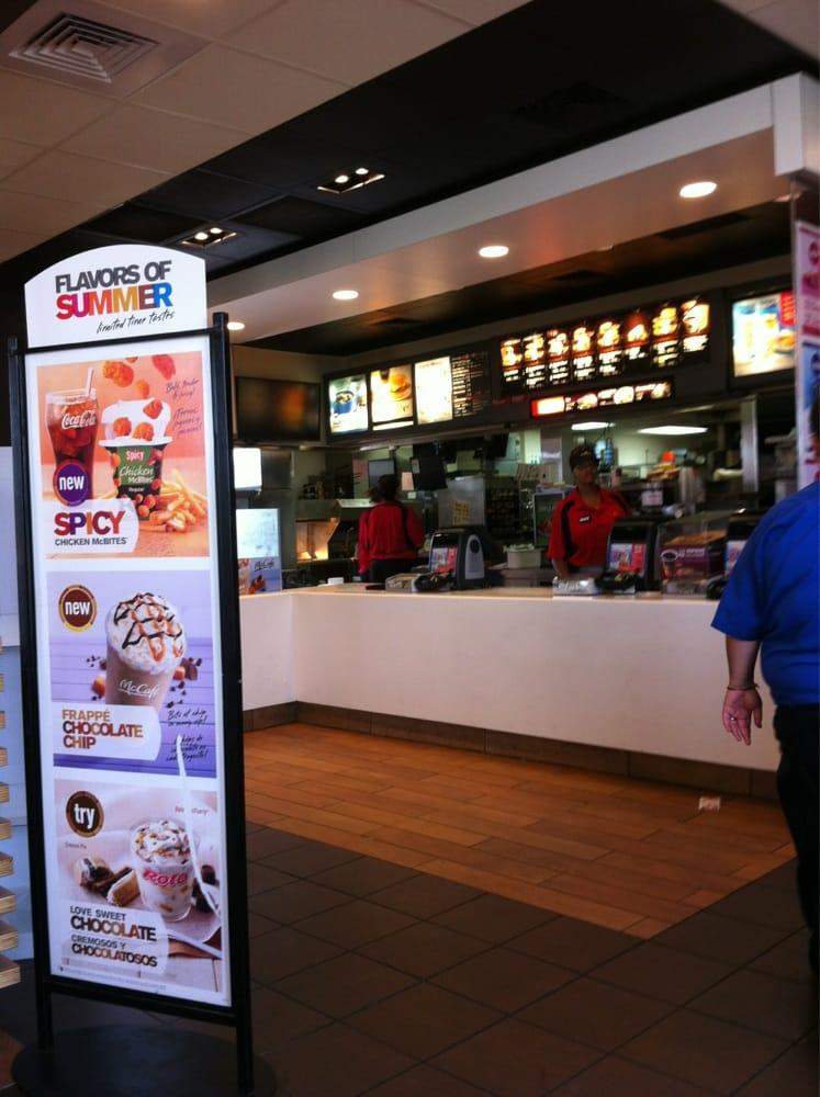 McDonald's: 355 Hwy 3162, Cut Off, LA
