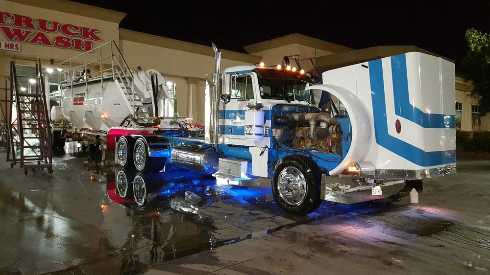 Little Sister S Truck Wash Fontana Ca 909 356 8500
