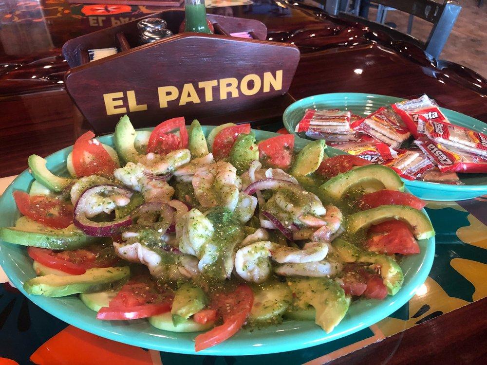 El Patron Family Mexican Restaurant: 250 John W Morrow Jr Pkwy, Gainesville, GA