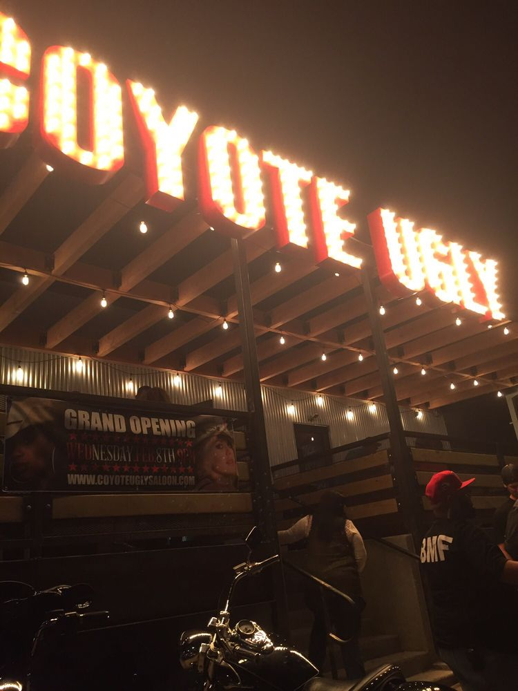 Coyote Ugly - Fort Worth