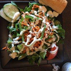 Photo Of The Patio   Bolingbrook, IL, United States. Regular Garden Salad.