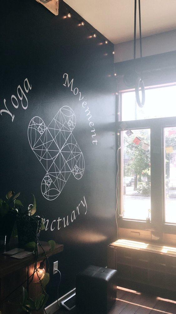 The Yoga and Movement Sanctuary
