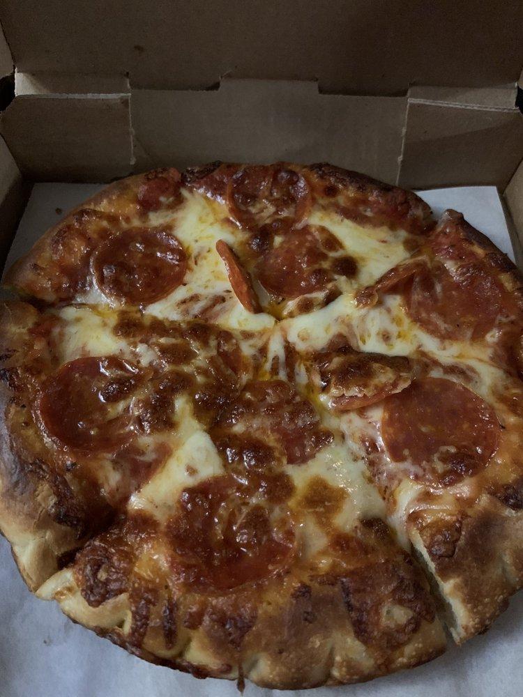 D'antonio's Pizza Lodi: 110 Medina St, Lodi, OH