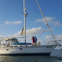 Island Dreamer Sailing School Miami