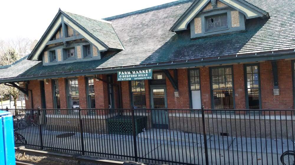 Bedford Hills Metro North Station: 46 Depot Plz, Bedford Hills, NY