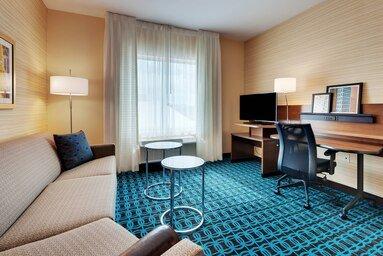 Fairfield Inn & Suites by Marriott Houston Northwest/Willowbrook: 10825 North Gessner Road, Houston, TX