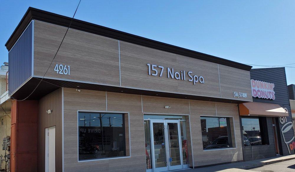 157 Nail Spa: 4261 Austin Blvd, Island Park, NY