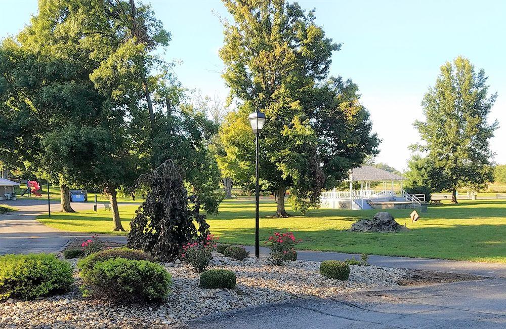 Worthington Park: 301 North Dayton St, Worthington, IN