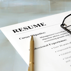 photo of resume pursuit san diego ca united states do you need