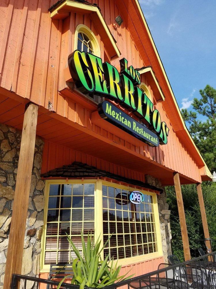 Los Cerritos Mexican Restaurant: 346 Hwy 441, Baldwin, GA