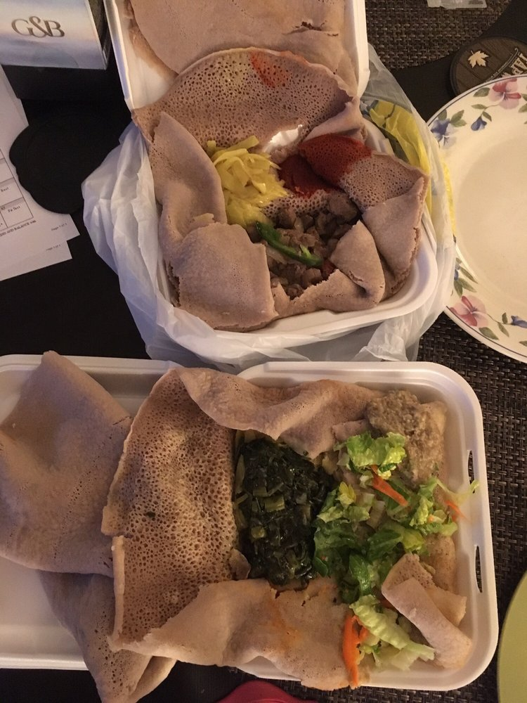 Bete Ethiopian Cuisine & Cafe: 811 Roeder Rd, Silver Spring, MD