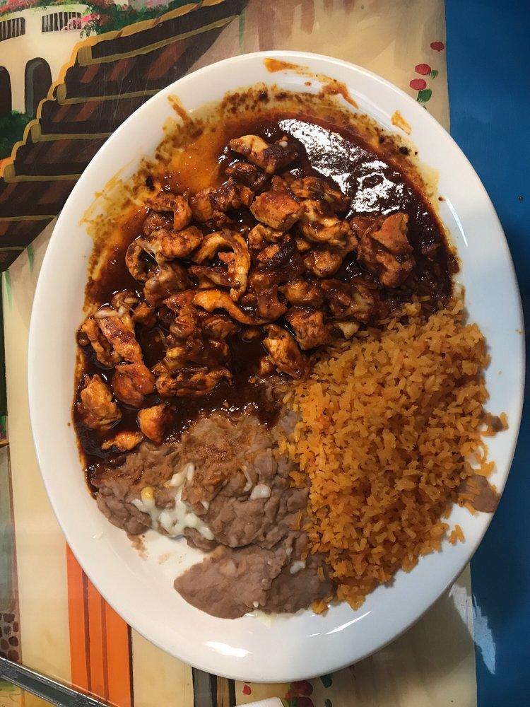 Food from El Metate