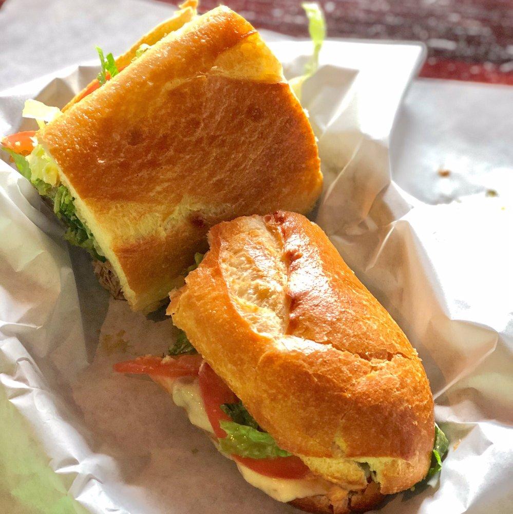 Mr Lucky's Sandwiches