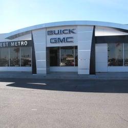 West Metro Buick GMC Photos Auto Repair Hwy S - Buick dealerships in minnesota