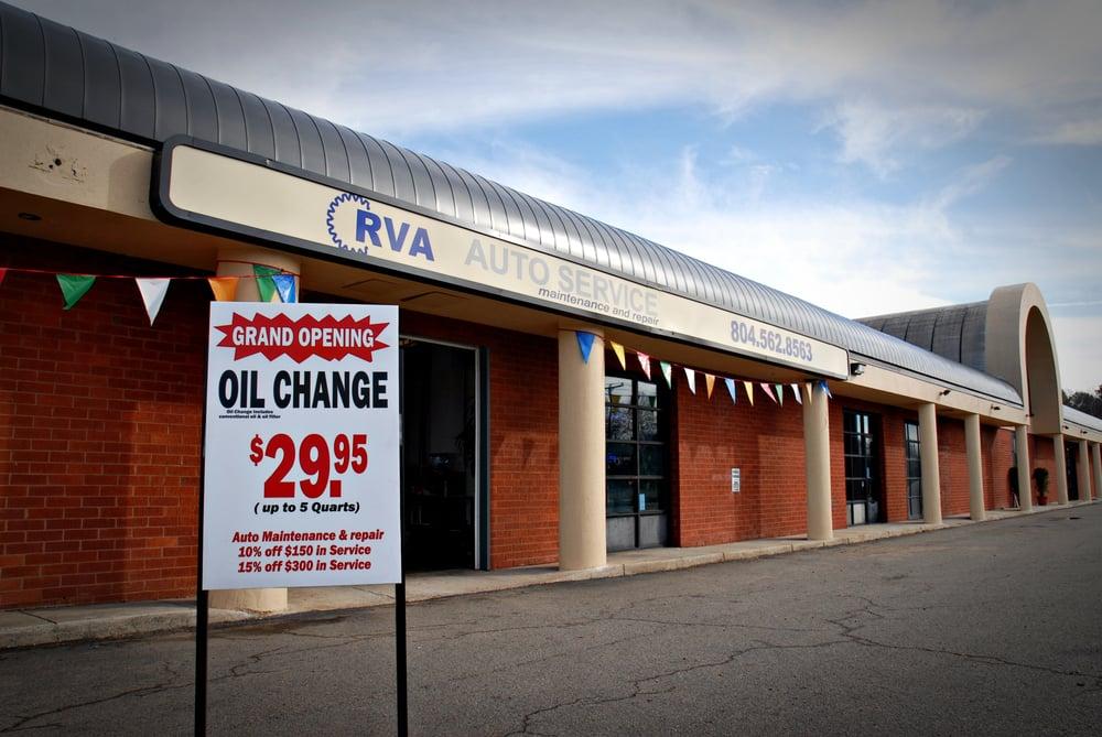 RVA Auto Service: 8409 Staples Mill Rd, Henrico, VA