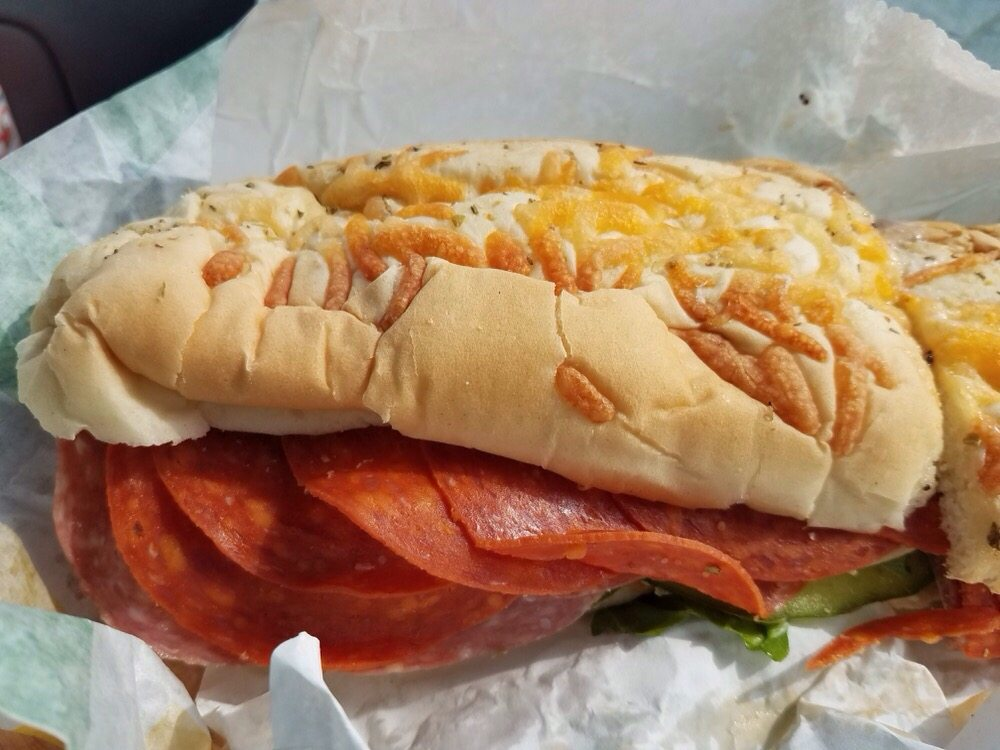 Subway: 106 Marie St, North Sioux City, SD