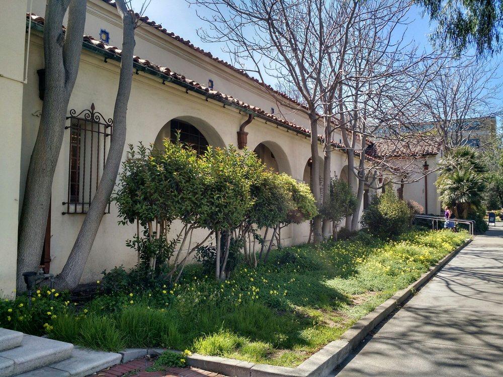 US Post Office: 380 Hamilton Ave, Palo Alto, CA