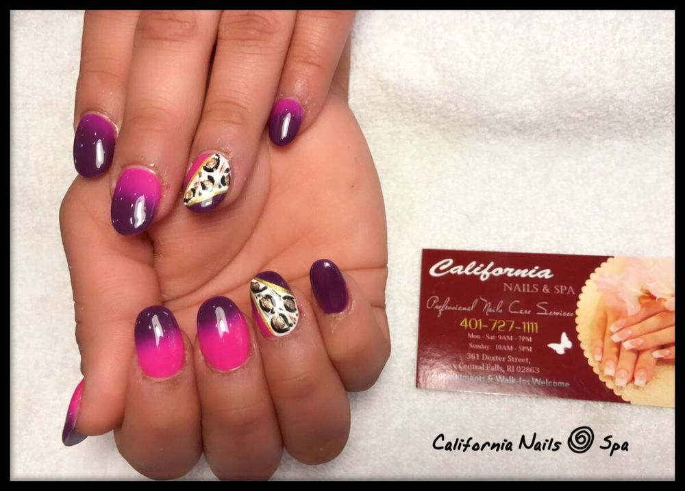 California Nails And Spa Central Falls