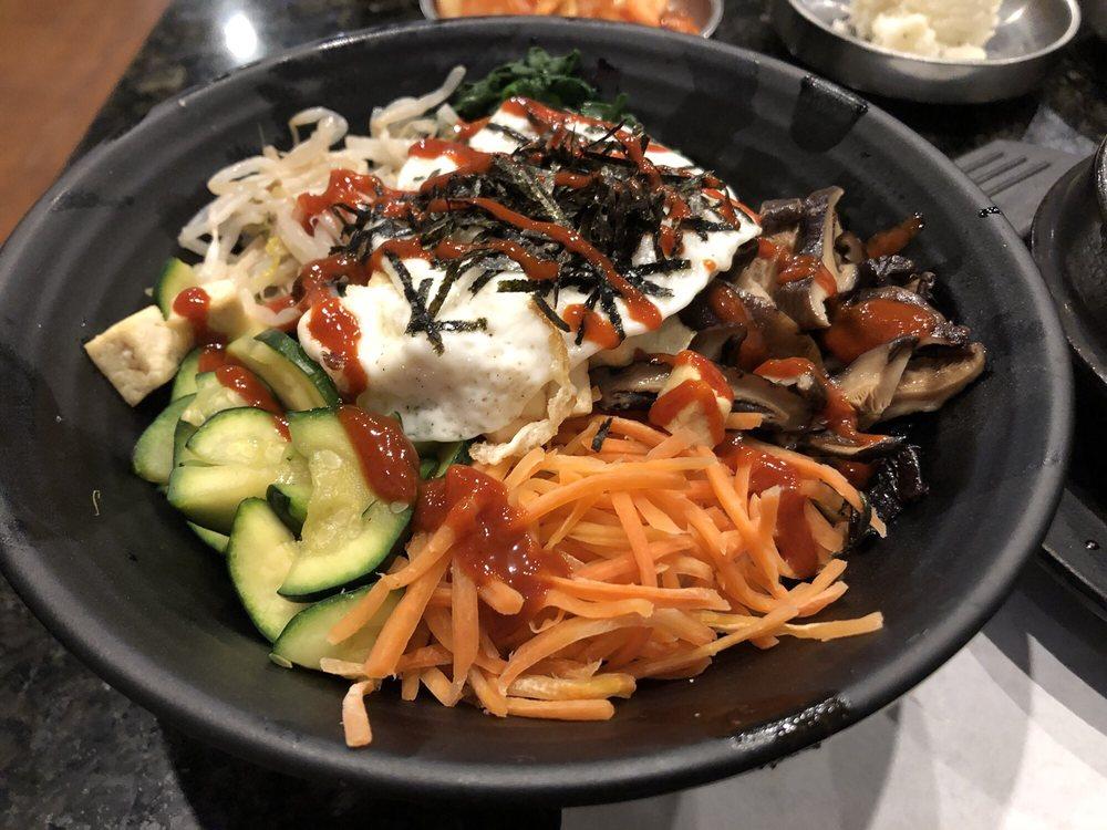 Myung Ga Tofu and Korean BBQ: 1760 S Tippecanoe Ave, San Bernardino, CA