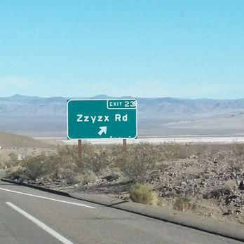 Xxyyzz road