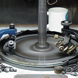 Photo Of Denney Jewelers Springfield Il United States Diamond Cutting Wheel