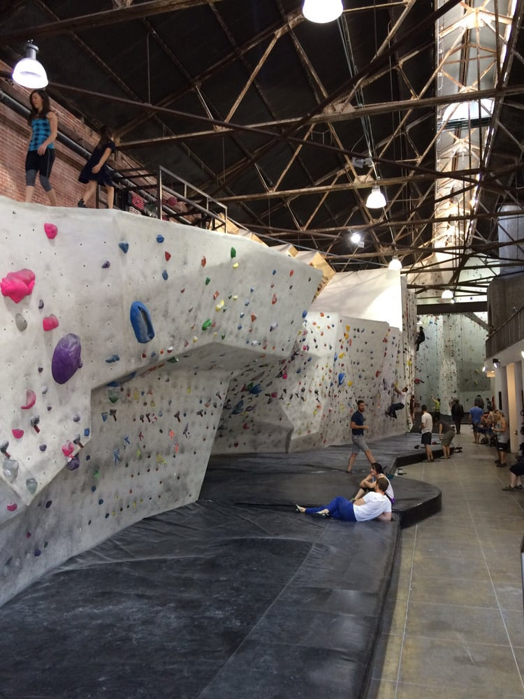 175 P Os For The Stronghold Climbing Gym