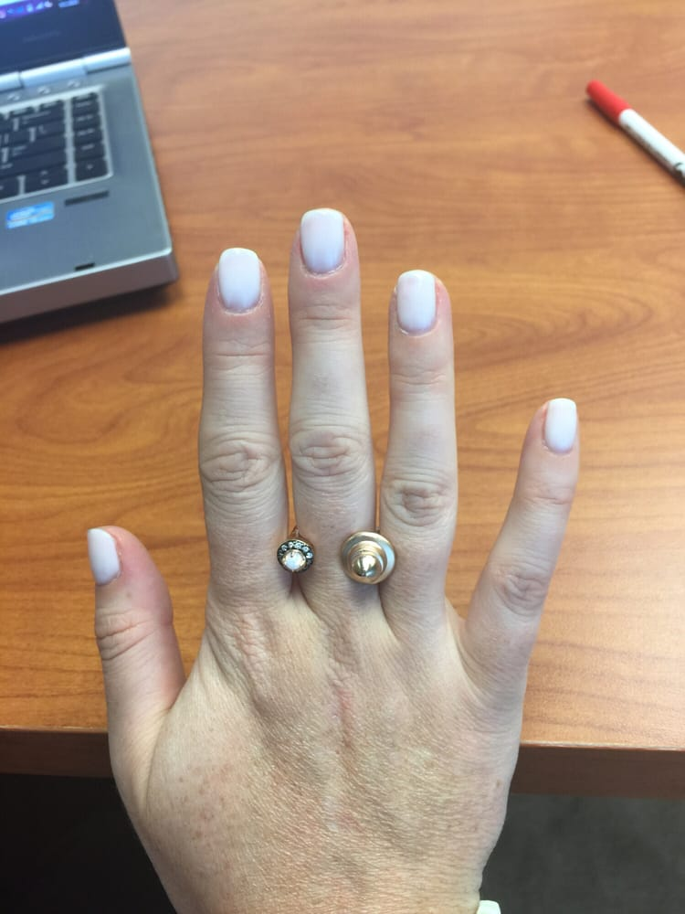 Funny Bunny Opi Gel Manicure Yelp